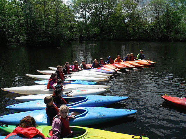 Whitwell Kayaking