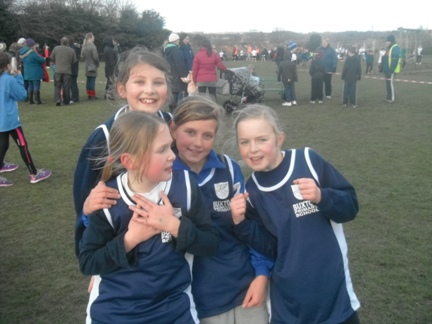 North Walsham Cross Country Event February 2015