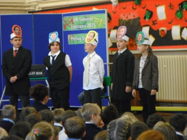 Gloworms Election Assembly