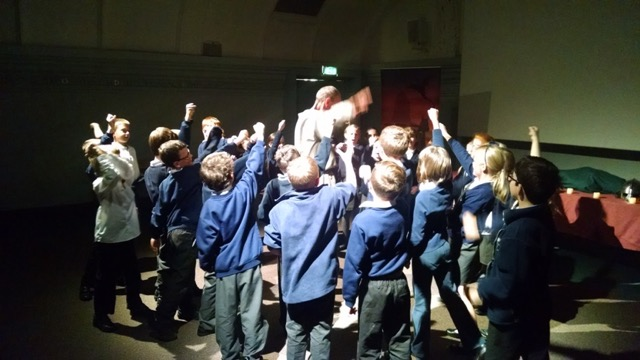Year 3/4 Norwich Castle Trip