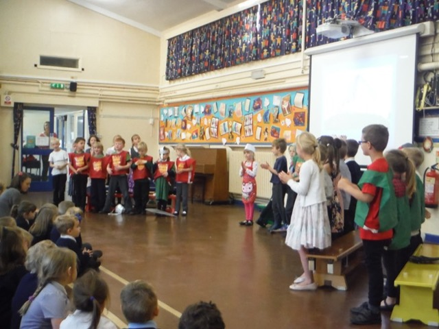 Grasshoppers Castle Assembly