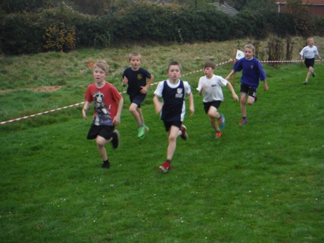 North Walsham Cross Country Nov 15