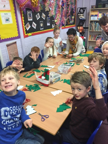 Christmas Family Learning Day!